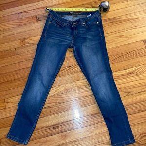 levi's demi curve skinny jeans.